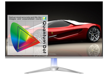 Quantum Dot WE Series